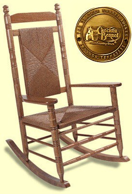 Cracker Barrel Rocking Chair Giveaway  The Experimental