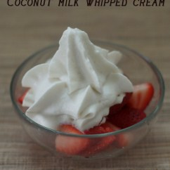 Thai Kitchen Organic Coconut Milk Top Appliances How To Make Heavenly Whipped Cream (with An ...