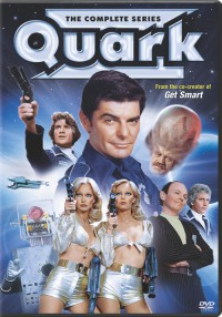 I loved this sci-fi comedy series as a kid. This was probably the first sci-fi show or movie I watched that made fun of its genre. I realized then that sci-fi ain't all philosophically serious Star Trek.