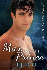 Max and the Prince 400x600