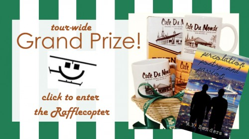 Blog Tour Grand Prize Pack - CLICK HERE TO ENTER