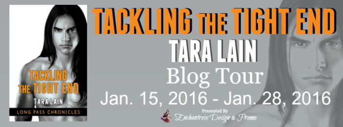 Tackling The TIght End Blog Tour Banner