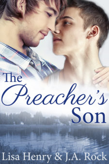 Guest post and giveaway the preachers son by lisa henry and ja about the book fandeluxe Image collections