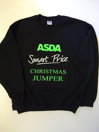 Asda Smart Price Christmas Jumper
