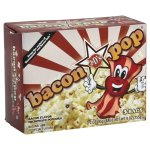 Novelty Bacon Gifts Popcorn