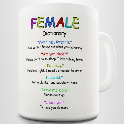 Funny Women's Mug