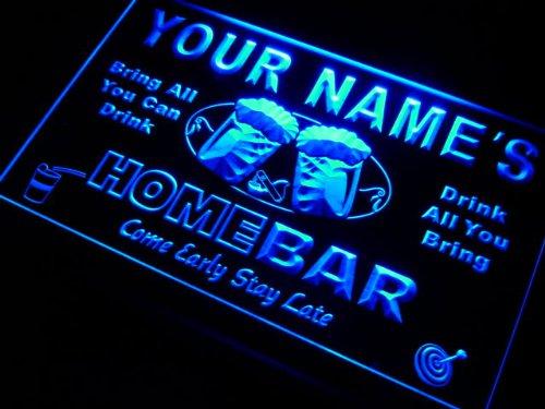 Home Bar Neon Light with Name
