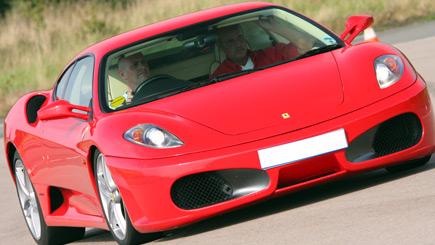 Ferrari Driving Experience Novelty Gift