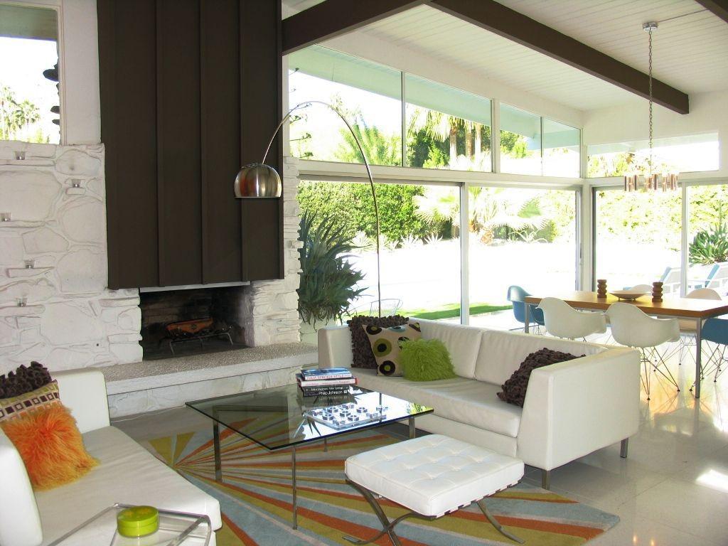 California Style Mid Century Modern Bungalow