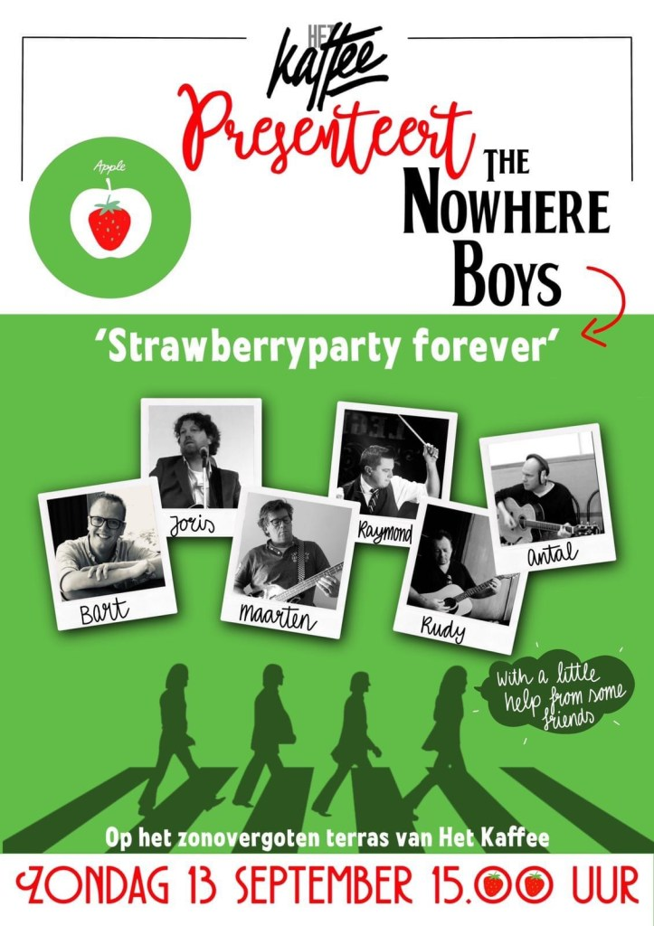 Strawberry Party Forever