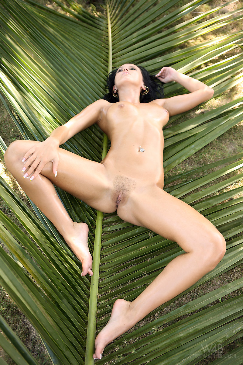 Angelica Kitten outdoor nude  The Nudity