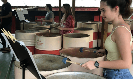 Successful steel drums program continues to develop