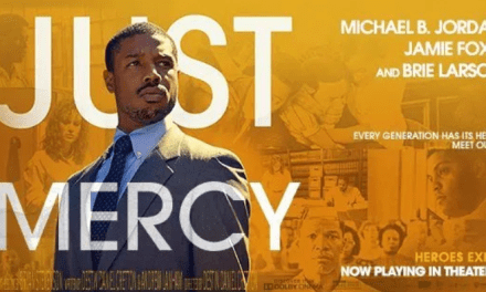 An adaptation that elevates print: Just Mercy is emotionally evocative and raw