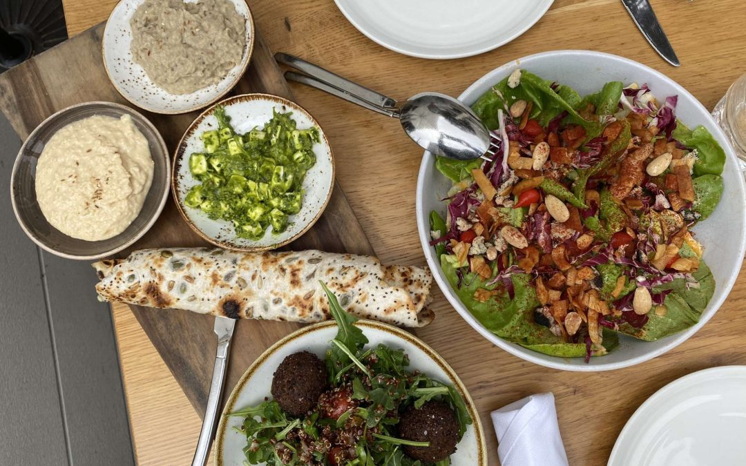 Where plant-based meals are elevated beyond tofu and beans