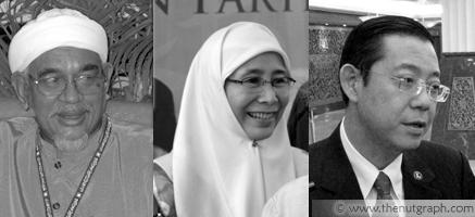 Pakatan leaders