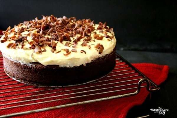 Chocolate beetroot cake feature image 2