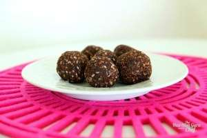 Nut-Free Bliss Balls
