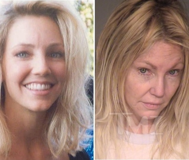 Heather Locklear Busted Will Her Celebrity Save Repeat Offender