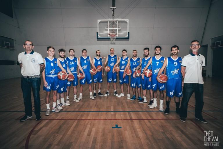 Read more about the article Basket : Photos d'équipes JAB Biarritz
