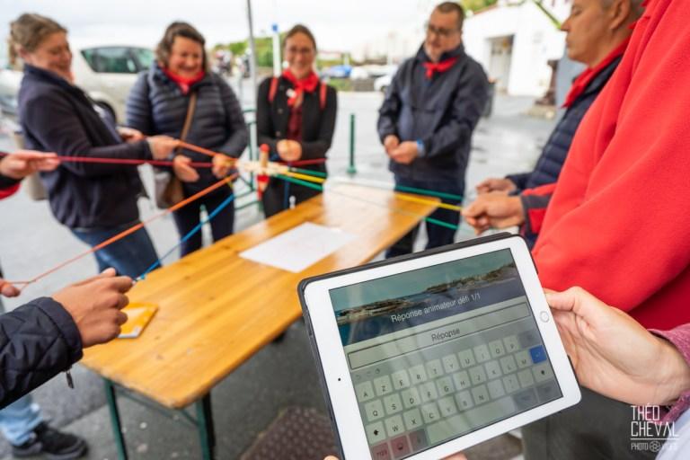 Read more about the article Séminaire Esprit Basque : Rallye Numérique