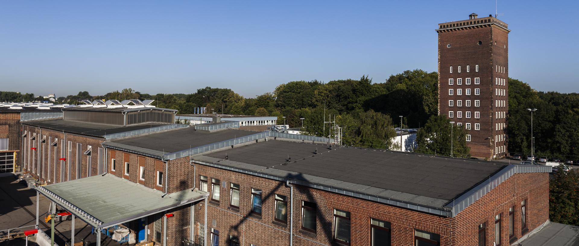 Theo Milte - Privatbau - Sanierung - Flachdach
