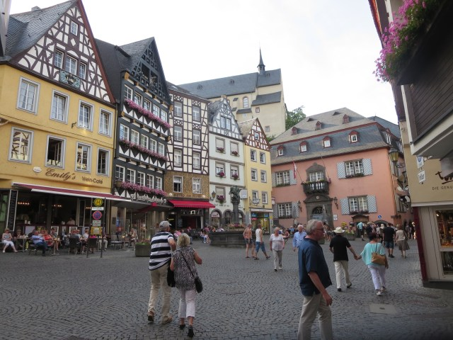 And the town of Cochem. So adorable!