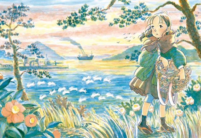 In This Corner Of The World Review Theoasg