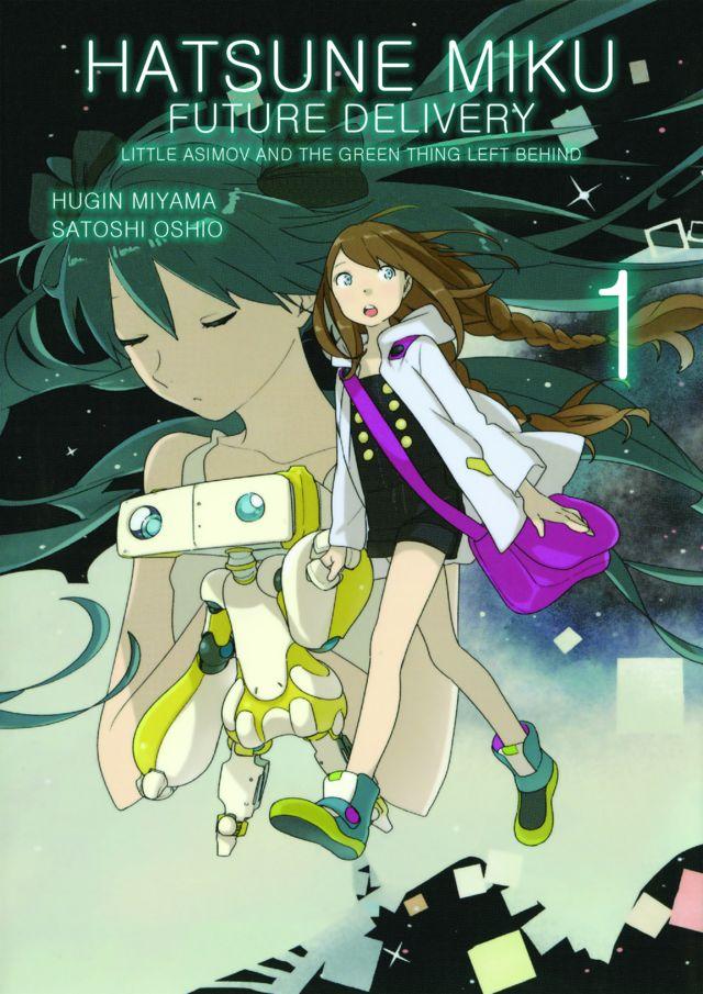 Hatsune Miku: Future Delivery Volume 1 Review - TheOASG