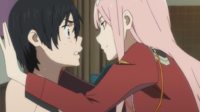 Darling in the Franxx: Borrowed Scenes, Metaphorical Sex and Zero Two -  TheOASG