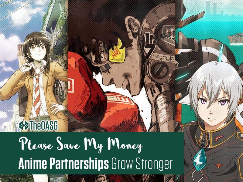 Anime Partnerships Grow Stronger Theoasg