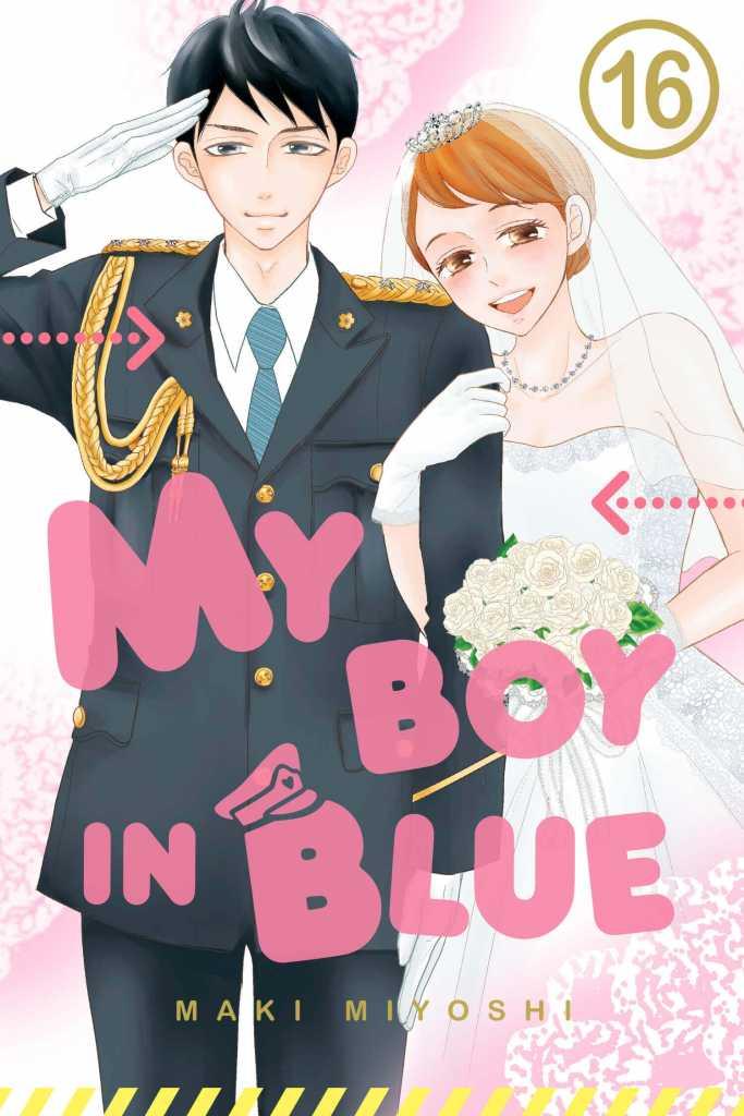 My Boy in Blue Volume 16