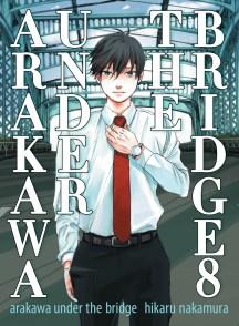 Arakawa Under the Bridge Volume 8