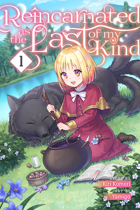 Reincarnated as the Last of my Kind Volume 1 Review