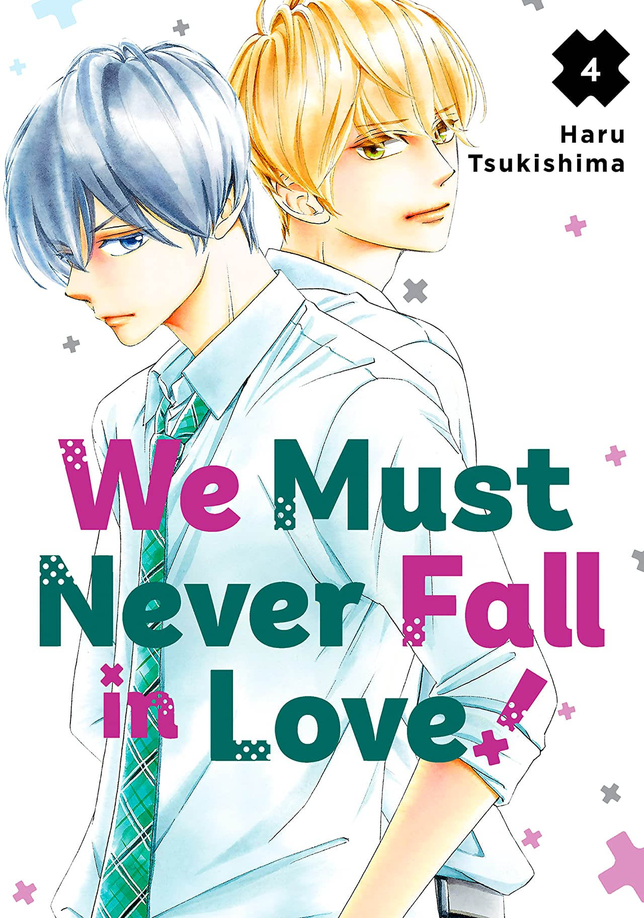 We Must Never Fall in Love! Volume 4 Review