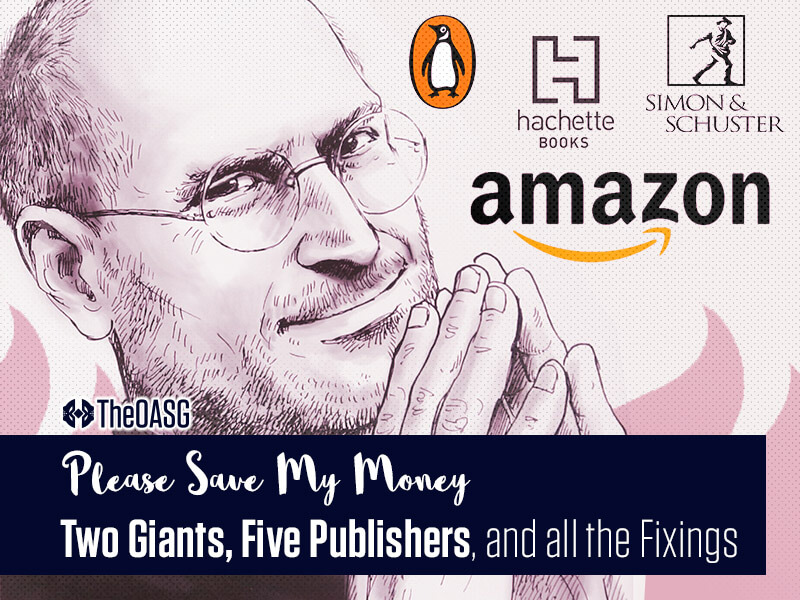 Two Giants, Five Publishers, and all the Fixings