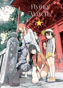 Flying Witch Vol. 9
