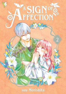 A Sign of Affection Volume Two cover