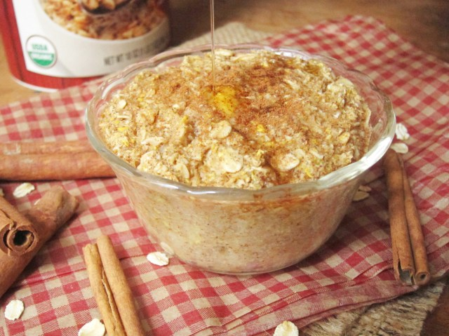 French Toast Baked Oatmeal