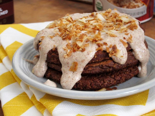 german chocolate oatcakes 003
