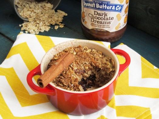 churro baked oatmeal (8)