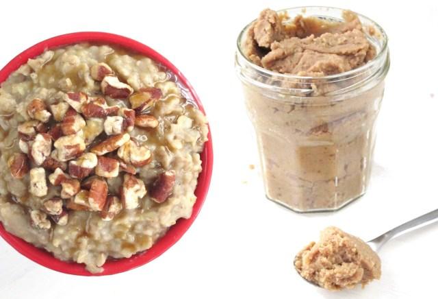 Maple Chesnut Oatmeal #OatmealArist
