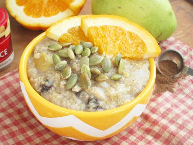 citrus-pear-oatmeal-oatmealartist-vegan