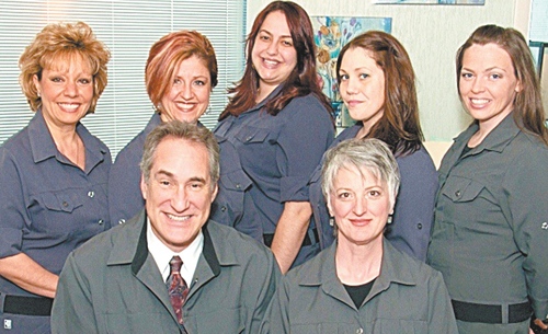 Dr. Richard Ekstein and the staff of Smile Design Specialists