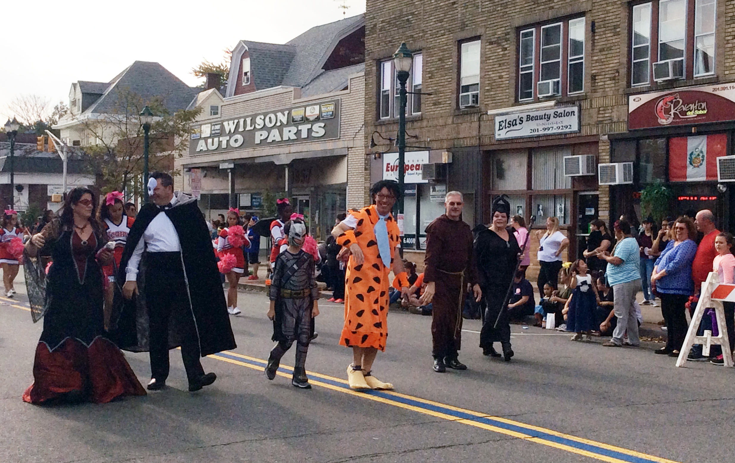 Sights from the Kearny Halloween Parade and PAWrade – The Observer ...