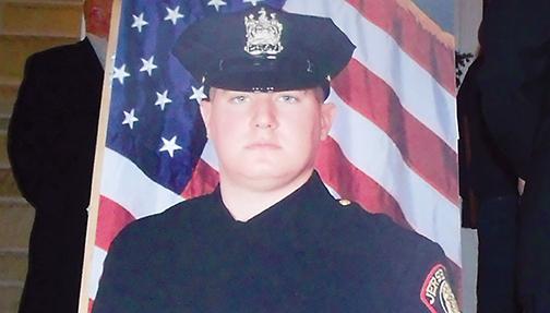 Det Joseph Seals Heroic Jersey City Police Veteran A North Arlington Resident Gave Life In Senseless Shootout Last Week The Observer Online