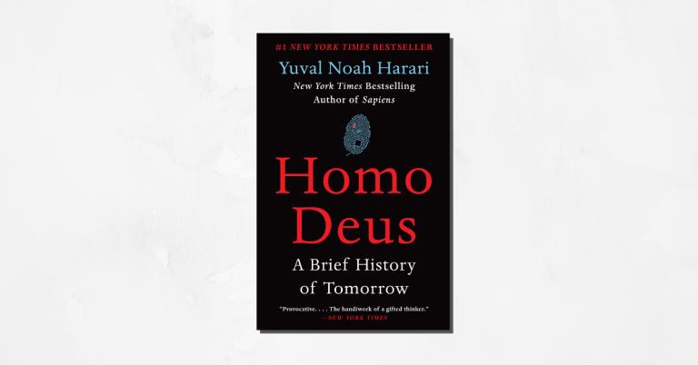 รีวิว หนังสือ Homo Deus: A History of Tomorrow
