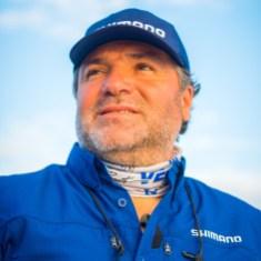 Julio Meza, owner of Fishco.net