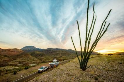 Moving the Sea Vee across Baja