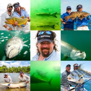 Fishing around the world