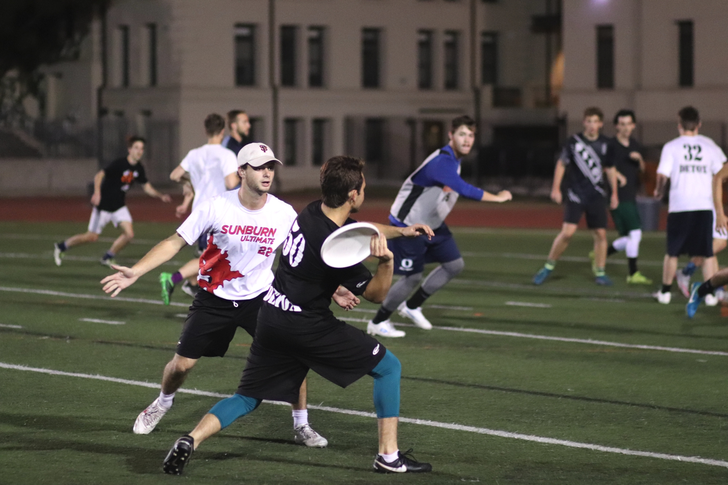 ultimate frisbee archives the